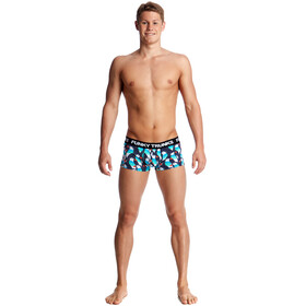 Funky Trunks Underwear Intimo parte inferiore Uomo colorato